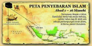 Proses Awal Masuknya Agama Islam Di Indonesia