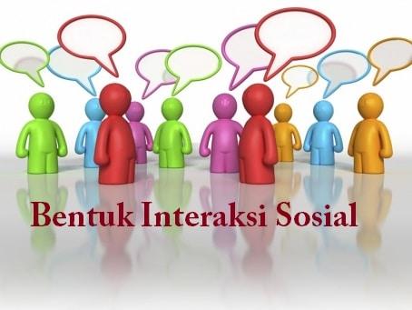 Interaksi Sosial Bentuk Interaksi Sosial Menurut Jumlah Pelakunya Pelajaran Sekolah Online