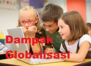 dampak globalisasi