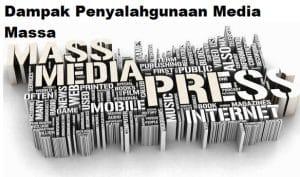 dampak media massa