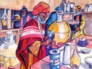 sejarah kimia