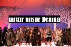 unsur drama