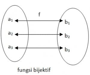 fungsi bijektif
