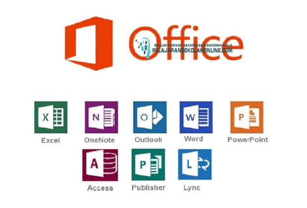 Macam Macam Aplikasi Dan Kegunaan Software Microsoft Office Lengkap Pelajaran Sekolah Online