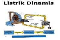 Pengertian Listrik Dinamis