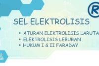 pengertian sel elektrolisis
