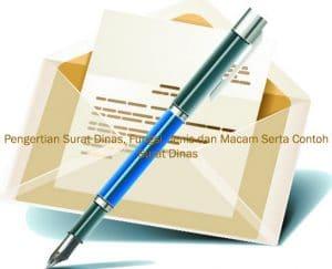 Contoh Surat Dinas Bahasa Sunda Pelajaran Sekolah Online