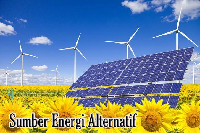 Jenis Jenis Sumber Energi Alternatif Kelebihan Kekurangan Dan