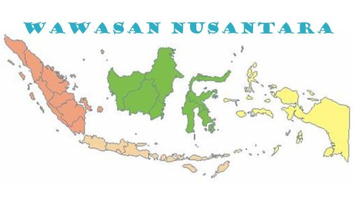Pengertian Wawasan Nusantara Fungsi Tujuan Dan Unsur Wawasan Nusantara Terlengkap Pelajaran Sekolah Online