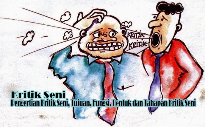 Jelaskan Fungsi Kritik Pedagogis Dalam Pembelajaran Seni ...
