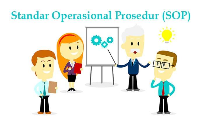 Cara Membuat Standar Operasional Prosedur Sederhana Paling Mudah