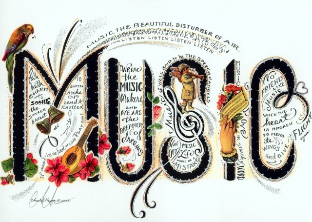 Pengertian  Seni  Musik  Sejarah Fungsi Jenis dan Genre