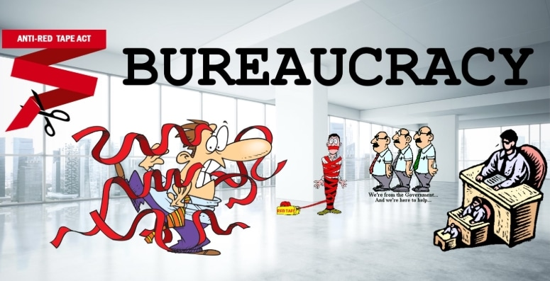 Pengertian Birokrasi adalah