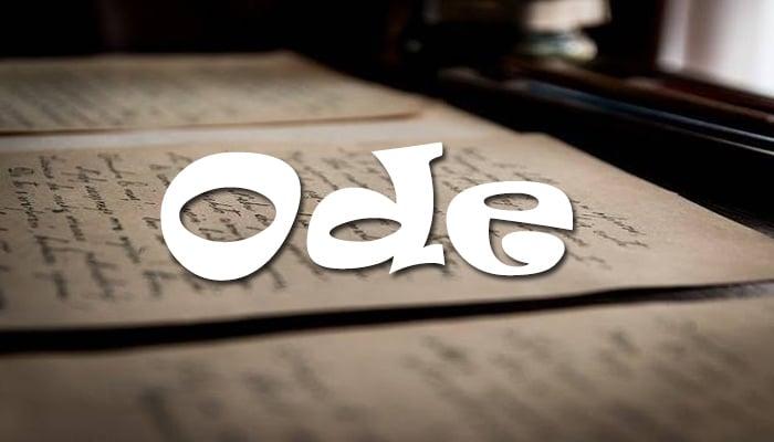 Pengertian Ode Ciri Ciri Dan Contoh Ode Lengkap Pelajaran Sekolah