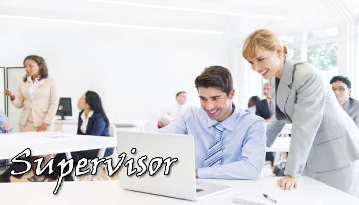 Pengertian Supervisor, Fungsi, Tugas, Tanggung Jawab, Syarat dan ...