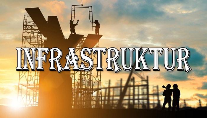 Pengertian Infrastruktur, Fungsi, Jenis, Komponen dan ...