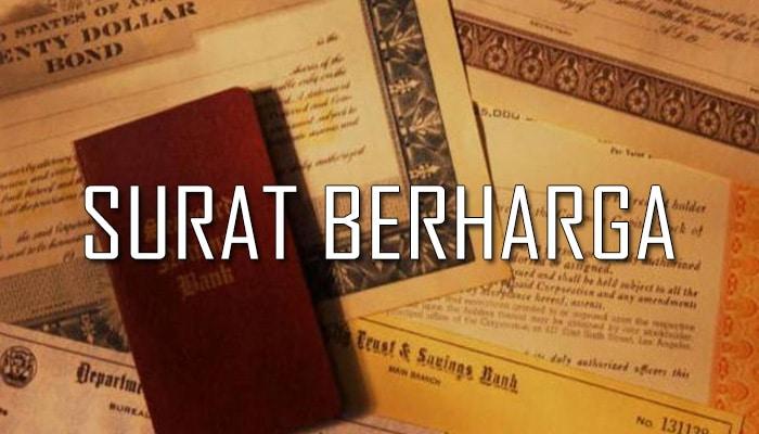 Pengertian Surat Berharga Ciri Fungsi Manfaat Dan Macam